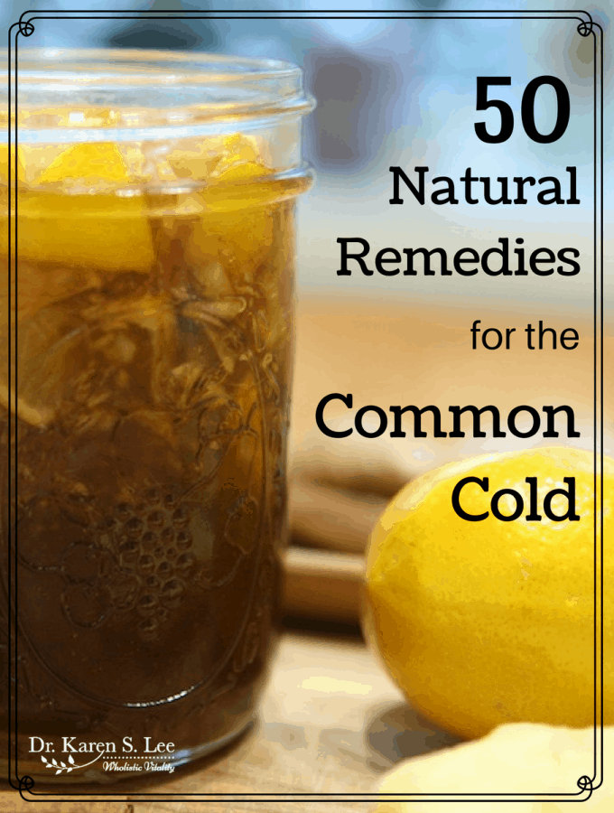 50 Natural Remedies for Common Cold or the Flu
