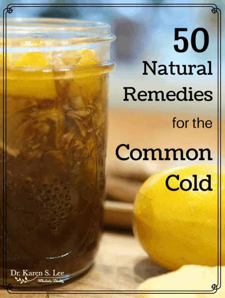 Natural Remedies Common Cold Flu