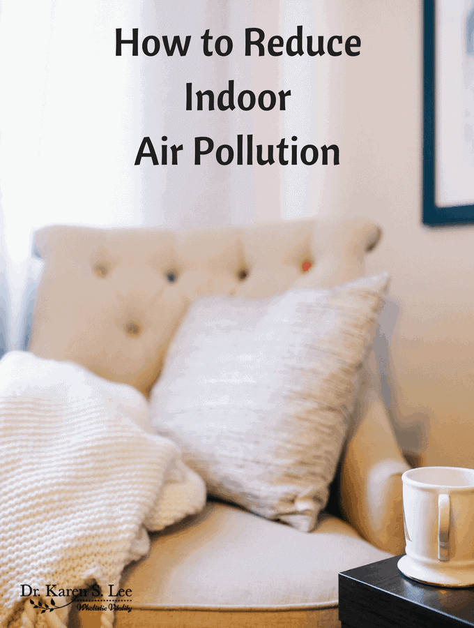 reduce indoor air pollution