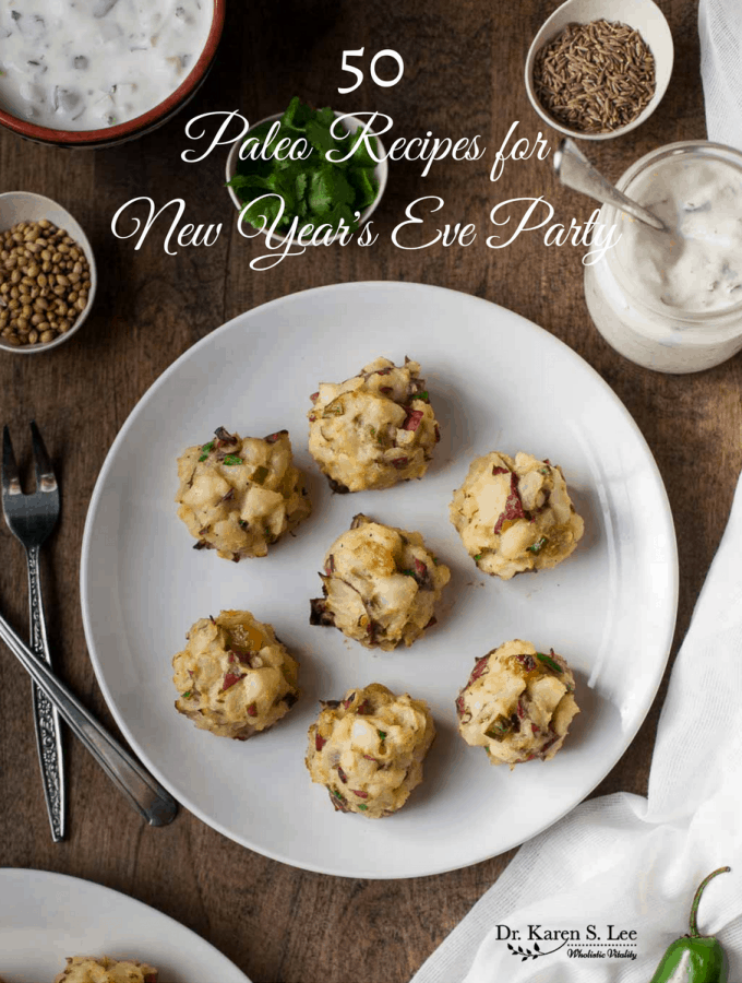 50 Paleo New Year's Eve Party Recipes