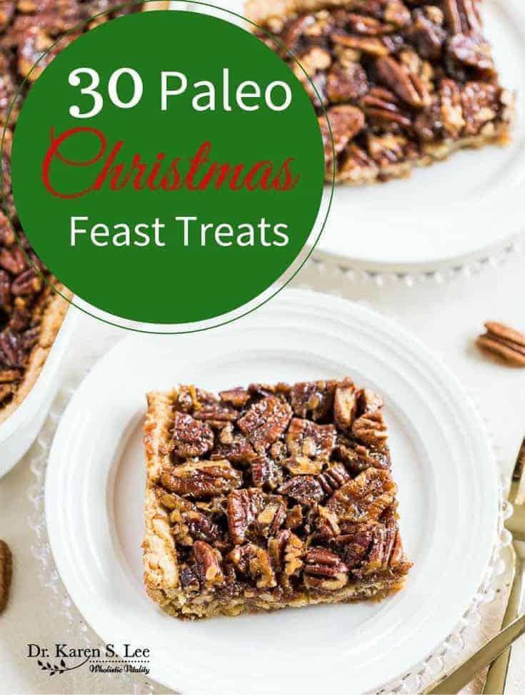 paleo christmas treats