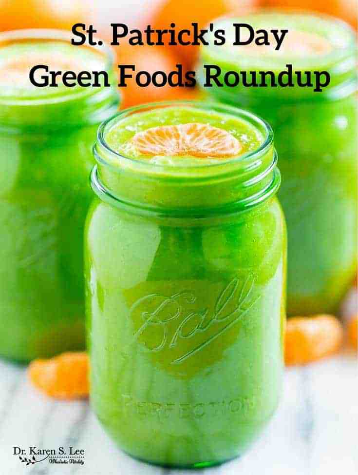 Green Foods Roundup