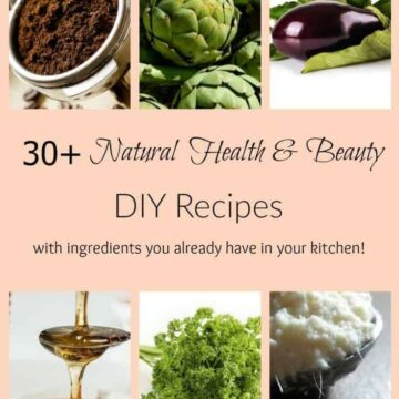 Natural Health Beauty DIY