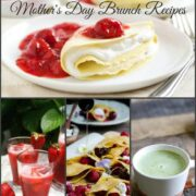 Collection of brunch recipes