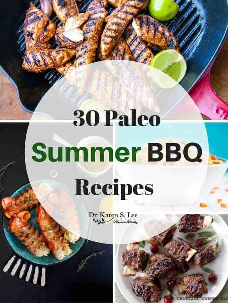 Paleo Summer BBQ
