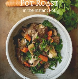 Perfect Paleo Pot Roast Instant Pot
