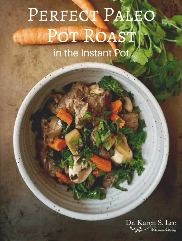 Perfect Paleo Pot Roast Instant Pot