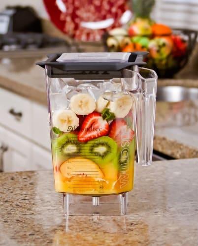 fruit loaded blender